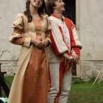 hraběnka a princ